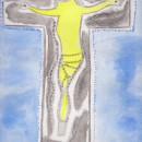 christ jaune