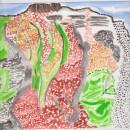 Gullkistan montagne