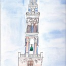 Eglise Saint Jean-Baptiste, Fira , Santorin