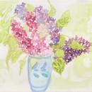 lilas printemps